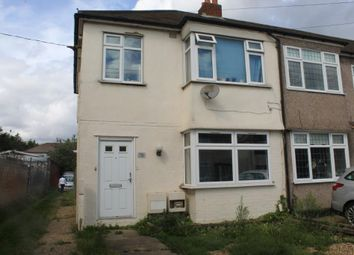 Thumbnail 1 bed flat to rent in Askwith Road, Rainham, Essex