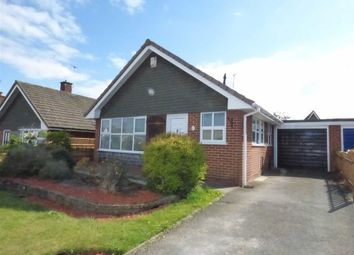 Thumbnail 2 bedroom detached bungalow for sale in Russell Avenue, Alsager, Stoke-On-Trent