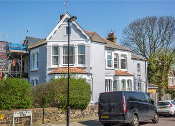 Thumbnail 3 bedroom flat for sale in Cranbourne Road, Muswell Hill