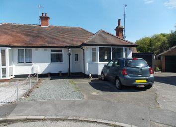 Thumbnail 2 bed bungalow to rent in Oak Avenue, Willerby, Hull