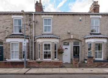 Thumbnail 2 bed terraced house for sale in Nunmill Street, York