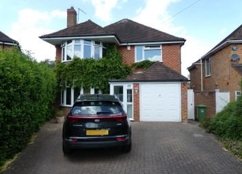 Thumbnail 4 bed property for sale in Milverton Road, Knowle, Solihull