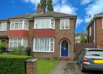 Thumbnail 3 bed semi-detached house for sale in Booth Road, Colindale