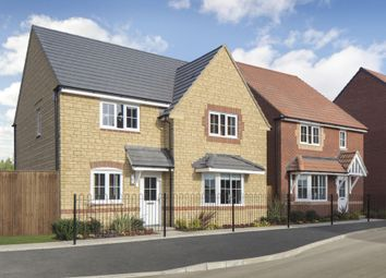 "Thumbnail 4 bedroom detached house for sale in ""Cambridge"" at Bruntcliffe Road, Morley, Leeds"