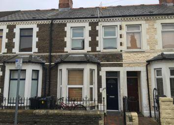 Thumbnail 2 bedroom flat to rent in Arran Street, Roath, Cardiff