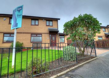 Thumbnail 3 bedroom semi-detached house for sale in Queensby Avenue, Baillieston, Glasgow