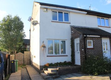 Thumbnail 2 bedroom semi-detached house for sale in Galahad Close, Thornhill, Cardiff