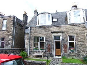Thumbnail 1 bed flat to rent in Dewar Street, Dunfermline, 8Aa