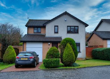 Thumbnail 3 bed detached house for sale in Forrestfield Gardens, Newton Mearns, Glasgow