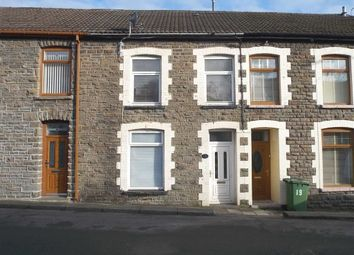 Thumbnail 4 bed terraced house for sale in New Road, Ynysybwl, Pontypridd