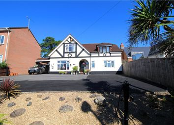 Thumbnail 4 bed detached house for sale in Corfe Mullen, Wimborne, Dorset