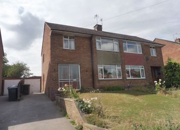 Thumbnail 3 bed semi-detached house for sale in Hinckley Road, Walsgrave On Stowe, Coventry