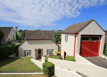 Thumbnail 3 bedroom detached bungalow for sale in Aller Park Road, Newton Abbot