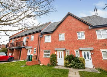 Thumbnail 4 bed terraced house for sale in South Lodge Mews, Midway, Swadlincote, Derbyshire
