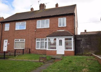 Thumbnail 3 bed semi-detached house for sale in Hylton Avenue, South Shields