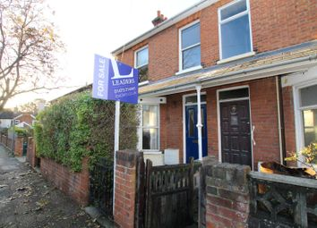 Thumbnail 3 bedroom end terrace house for sale in Lacey Street, Ipswich