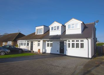Thumbnail 4 bed semi-detached house for sale in Frithwood Close, Billericay