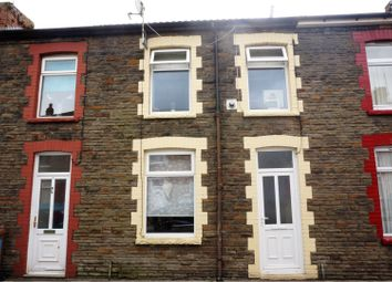 Thumbnail 2 bed terraced house for sale in Ilan Road, Caerphilly