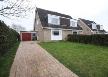Thumbnail 4 bed semi-detached house for sale in Orchard Way, Marcham, Abingdon