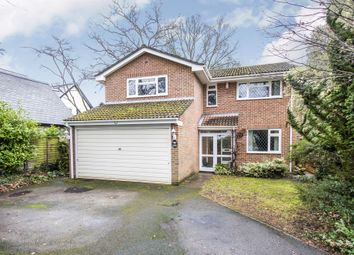 Thumbnail 4 bed detached house for sale in Beaufoys Avenue, Ferndown