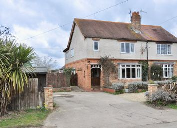 Thumbnail 3 bed semi-detached house for sale in Bowers Hill, Badsey, Evesham