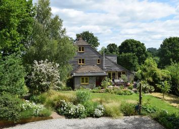 Thumbnail 3 bed semi-detached house for sale in 2 Springfield Cottages, Sopers Lane, Hawkhurst, Kent