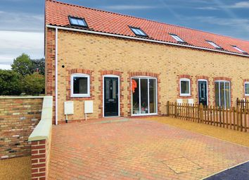 Thumbnail 2 bed end terrace house for sale in Clover Lane, Downham Market