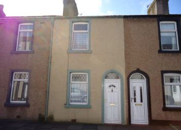 Thumbnail 2 bed terraced house for sale in 18 Nelson Street, Millom, Cumbria