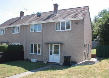 Thumbnail 4 bed semi-detached house for sale in Waterbridge Road, Withywood, Bristol