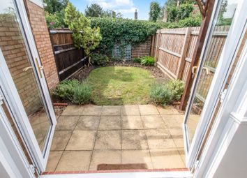 Thumbnail 2 bed terraced house for sale in Kyneburga Close, Castor, Peterborough