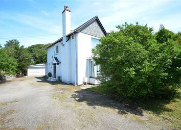 Thumbnail 4 bed detached house for sale in Treliever Road, Mabe Burnthouse, Penryn