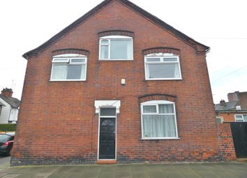 Thumbnail 4 bed terraced house to rent in Cotesheath Street, Hanley, Stoke-On-Trent