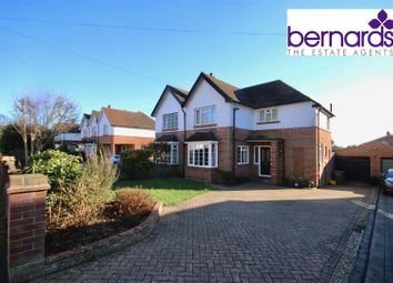Thumbnail 3 bed semi-detached house for sale in The Causeway, Fareham