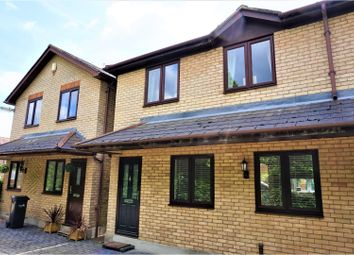 Thumbnail 3 bed semi-detached house for sale in Kingswood Close, Enfield
