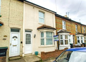 Thumbnail 2 bedroom terraced house for sale in Seymour Road, Northfleet, Gravesend