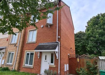 Thumbnail 1 bed terraced house to rent in Sadler Court, Manchester
