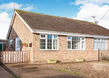 Thumbnail 2 bed bungalow for sale in Gallands Road, Sproatley, Hull, East Riding Of Yorkshi