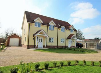 Thumbnail 3 bed semi-detached house for sale in Catkin Mews, Colchester, Essex