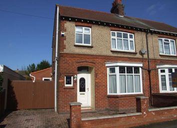 Thumbnail 3 bed semi-detached house to rent in Upper Queen Street, Rushden