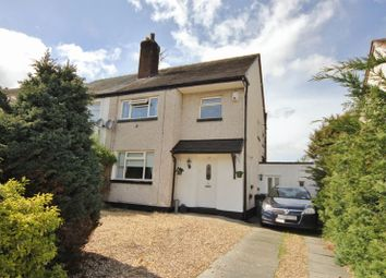 Thumbnail 3 bed semi-detached house for sale in Fulton Avenue, West Kirby, Wirral