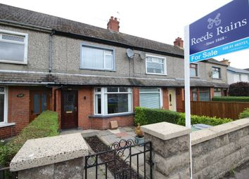 Thumbnail 2 bed terraced house for sale in Belfast Road, Bangor