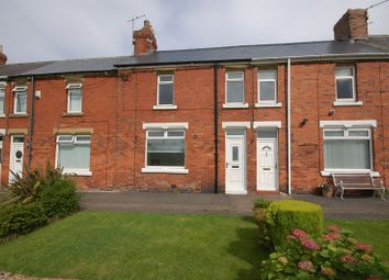 Thumbnail 2 bed terraced house for sale in Atkin Street, Camperdown, Newcastle Upon Tyne