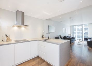 Thumbnail 1 bed flat to rent in Moor Lane, London