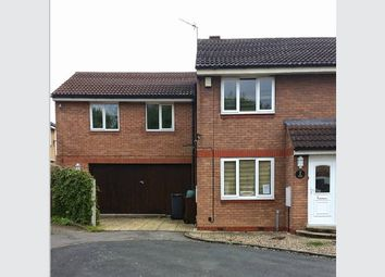 Thumbnail 3 bed semi-detached house for sale in 8 Lower Mill Close, Goldthorpe, South Yorkshire