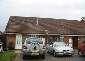 Thumbnail 1 bed terraced bungalow to rent in Mildred Way, Rowley Regis, West Midlands
