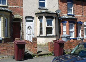 Thumbnail 2 bedroom terraced house for sale in Shaftbury Road, Reading