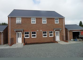 Thumbnail 3 bedroom semi-detached house for sale in Ugg Mere Court Road, Ramsey Heights, Huntingdon