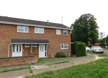 Thumbnail 3 bed semi-detached house for sale in Constable Way, Stowmarket