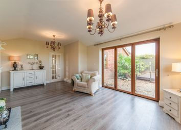 Thumbnail 4 bed detached bungalow for sale in Ladyfield, Haughley, Stowmarket