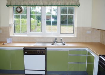 Thumbnail 4 bed detached house to rent in Humfrey Lane, Boughton, Northampton